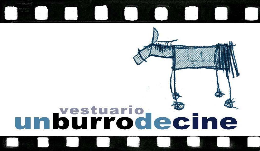 Un burro de cine